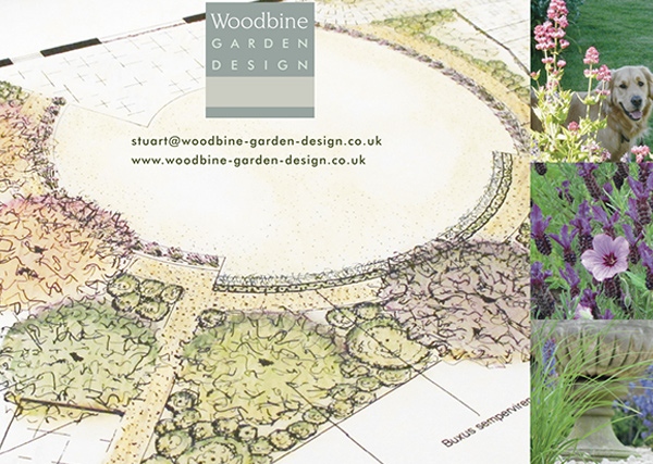 Contact woodbine garden design oxfordshire for Garden design oxfordshire